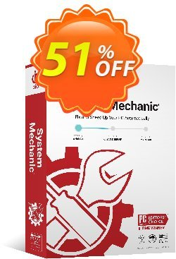 iolo System Mechanic Business Coupon discount iolo's 60% off 2019 New Year campaign - Massive New Year coupon: 70% off. DF: af50iolo