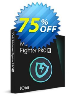IObit Malware Fighter 8 PRO with Gift Pack Coupon, discount 30% OFF IObit Malware Fighter 8 PRO with Gift Pack, verified. Promotion: Dreaded discount code of IObit Malware Fighter 8 PRO with Gift Pack, tested & approved