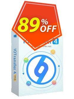 IOTransfer 4 Lifetime Coupon discount 89% OFF IOTransfer 4 Lifetime, verified - Dreaded discount code of IOTransfer 4 Lifetime, tested & approved