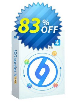 IOTransfer 4 - 3 PCs  Coupon, discount IOTransfer 3 PRO (1 Year / 3 PCs)- Exclusive* hottest deals code 2021. Promotion: hottest deals code of IOTransfer 3 PRO (1 Year / 3 PCs)- Exclusive* 2021