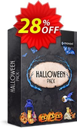 Movavi effect Halloween Pack Coupon discount Halloween Pack big sales code 2020. Promotion: big sales code of Halloween Pack 2020