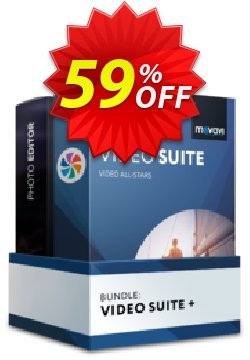 Movavi Bundle: Video Suite + Photo Editor Coupon discount Bundle: Video Suite + Photo Editor  Big promotions code 2020 - Big promotions code of Bundle: Video Suite + Photo Editor  2020