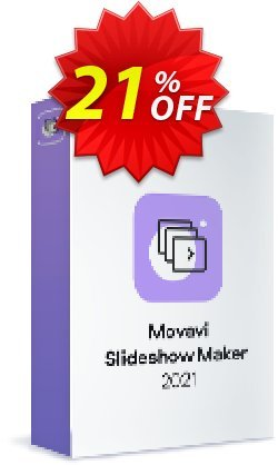 Movavi Slideshow Maker Business for Mac  – 1 Year Subscription Coupon discount Movavi Slideshow Maker Business for Mac  – 1 Year Subscription formidable discount code 2020 - stirring deals code of Movavi Slideshow Maker Business for Mac  – 1 Year Subscription 2020