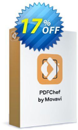 PDFChef by Movavi for MAC - Lifetime License for 3 PCs  Coupon discount 17% OFF Movavi PDF Editor Lifetime license for 3 MACs, verified - Excellent promo code of Movavi PDF Editor Lifetime license for 3 MACs, tested & approved