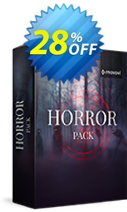 Movavi effect Horror Pack Coupon discount Horror Pack amazing discounts code 2020 - amazing discounts code of Horror Pack 2020
