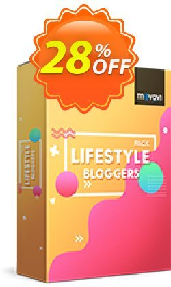 Movavi effect Lifestyle bloggers Pack Coupon discount Lifestyle bloggers Pack hottest discount code 2020 - hottest discount code of Lifestyle bloggers Pack 2020