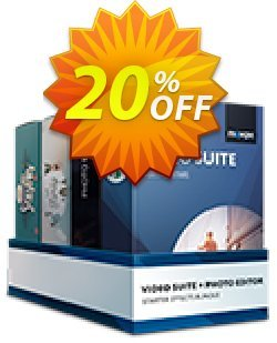 Movavi Bundle: Video Suite + Photo Editor + Effects Coupon discount Bundle: Video Suite + Photo Editor + Effects Staggering offer code 2020 - Staggering offer code of Bundle: Video Suite + Photo Editor + Effects 2020