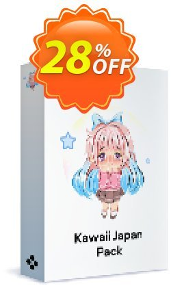 Movavi effect Kawaii Japan Pack Coupon discount Kawaii Japan Pack Dreaded discount code 2020 - Dreaded discount code of Kawaii Japan Pack 2020