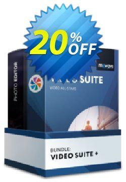 Movavi Business Bundle: Video Suite + Photo Editor Coupon discount Business Bundle: Video Suite + Photo Editor  Dreaded discounts code 2020 - Dreaded discounts code of Business Bundle: Video Suite + Photo Editor  2020