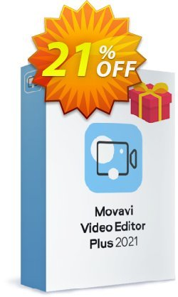 Bundle: Movavi Video Editor Plus + Gift Pack Coupon, discount Bundle: Video Editor Plus + Gift Pack Fearsome promo code 2021. Promotion: Fearsome promo code of Bundle: Video Editor Plus + Gift Pack 2021