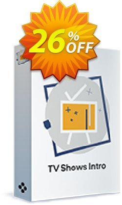 Movavi Effect TV Shows Intro Pack Coupon discount TV Shows Intro Pack Dreaded discounts code 2020 - Dreaded discounts code of TV Shows Intro Pack 2020