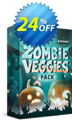 Movavi effect Zombie Veggies Pack Coupon discount Zombie Veggies Pack Awful promotions code 2020 - Awful promotions code of Zombie Veggies Pack 2020