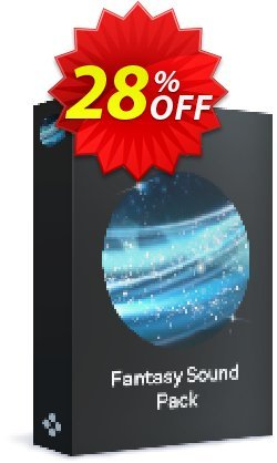Movavi effect Fantasy Sound Pack Coupon discount Fantasy Sound Pack Awful discounts code 2020 - Awful discounts code of Fantasy Sound Pack 2020