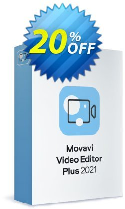 Movavi Video Editor Plus for MAC + Cinematic Set Coupon discount 20% OFF Movavi Video Editor Plus for MAC + Cinematic Set, verified - Excellent promo code of Movavi Video Editor Plus for MAC + Cinematic Set, tested & approved
