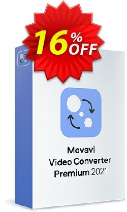 Movavi Video Converter Premium for Mac - Business  Coupon discount 20% Affiliate Discount - big offer code of Movavi Video Converter for Mac – Business 2020
