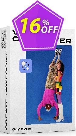 Movavi Video Converter Premium for Mac - Business  Coupon, discount 20% Affiliate Discount. Promotion: big offer code of Movavi Video Converter for Mac – Business 2020