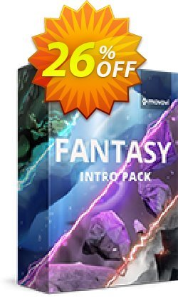 Movavi effect: Fantasy Intro Pack Coupon, discount Fantasy Intro Pack Hottest deals code 2021. Promotion: Hottest deals code of Fantasy Intro Pack 2021