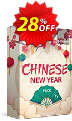 Movavi effect: Chinese New Year Pack Coupon, discount Chinese New Year Pack Hottest promotions code 2021. Promotion: Hottest promotions code of Chinese New Year Pack 2021