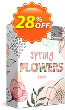 Movavi effect: Spring Flowers Pack Coupon discount Spring Flowers Pack Wondrous offer code 2020. Promotion: Wondrous offer code of Spring Flowers Pack 2020