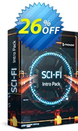 Movavi effect: Sci-Fi Intro Pack Coupon discount Sci-Fi Intro Pack Amazing sales code 2020. Promotion: Amazing sales code of Sci-Fi Intro Pack 2020