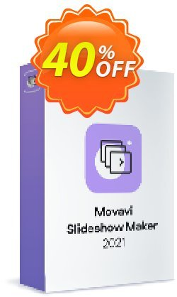 Movavi SlideShow Maker for Business Coupon discount 15% Affiliate Discount - exclusive discount code of Movavi SlideShow Maker – Business 2020