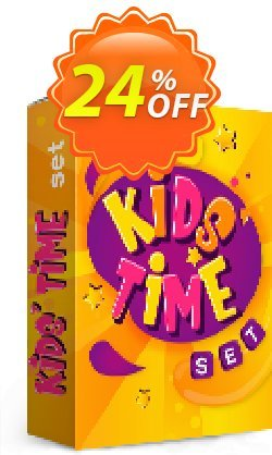 Movavi effect: Kids' Time Set Coupon, discount Kids' Time Set Awful promo code 2021. Promotion: Awful promo code of Kids' Time Set 2021
