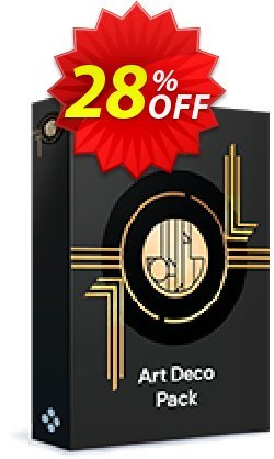 Movavi effect: Art Deco Pack Coupon, discount Art Deco Pack Marvelous promotions code 2021. Promotion: Marvelous promotions code of Art Deco Pack 2021