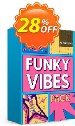 Movavi effect: Funky Vibes Pack Coupon discount Funky Vibes Pack Exclusive offer code 2020. Promotion: Exclusive offer code of Funky Vibes Pack 2020