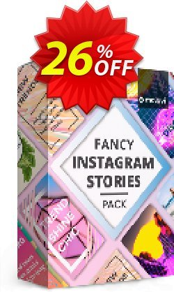 Movavi effect: Fancy Instagram Stories Pack Coupon, discount Fancy Instagram Stories Pack Excellent offer code 2021. Promotion: Excellent offer code of Fancy Instagram Stories Pack 2021