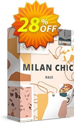 Movavi effect: Milan Chic Pack Coupon, discount Milan Chic Pack Wonderful offer code 2021. Promotion: Wonderful offer code of Milan Chic Pack 2021