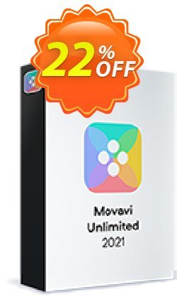 Movavi Unlimited 1-month subscription Coupon discount Movavi Unlimited 1-month subscription Best discount code 2021 - Best discount code of Movavi Unlimited 1-month subscription 2021