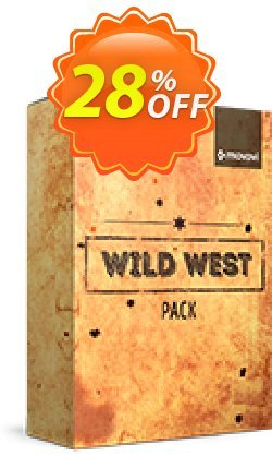 Movavi effect: Wild West Pack Coupon, discount Wild West Pack Excellent discounts code 2021. Promotion: Excellent discounts code of Wild West Pack 2021