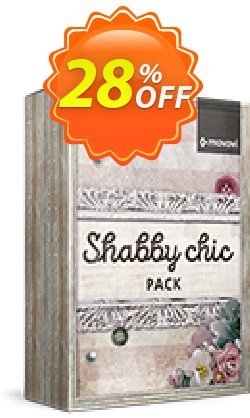 Movavi effect: Shabby Chic Pack Coupon, discount Shabby Chic Pack Awesome discounts code 2021. Promotion: Awesome discounts code of Shabby Chic Pack 2021