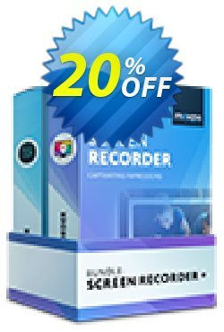 Business Bundle: Screen Recorder + Video Editor Plus Coupon discount Business Bundle: Screen Recorder + Video Editor Plus Amazing deals code 2020 - Amazing deals code of Business Bundle: Screen Recorder + Video Editor Plus 2020