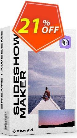 Movavi Slideshow Maker + Education Set Coupon discount Slideshow Maker + Education Set Awful deals code 2021 - Awful deals code of Slideshow Maker + Education Set 2021