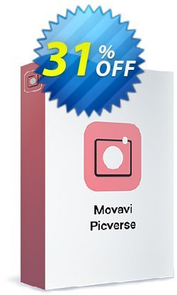 Movavi Picverse Lifetime Coupon discount 20% OFF Movavi Picverse Lifetime, verified - Excellent promo code of Movavi Picverse Lifetime, tested & approved
