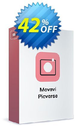 Movavi Picverse Coupon, discount Movavi Picverse - 1 year subscription Awful discount code 2021. Promotion: Awful discount code of Movavi Picverse - 1 year subscription 2021