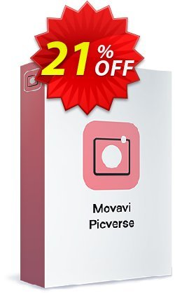 Movavi Picverse for MAC Business Lifetime Coupon discount 20% OFF Movavi Picverse for MAC Business Lifetime, verified - Excellent promo code of Movavi Picverse for MAC Business Lifetime, tested & approved