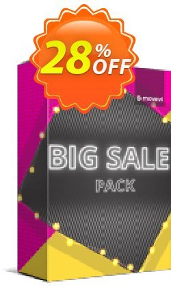 Movavi effect: Big Sale Pack Coupon, discount Big Sale Pack Marvelous discount code 2021. Promotion: Marvelous discount code of Big Sale Pack 2021