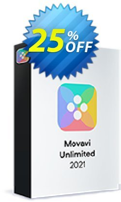 Movavi Unlimited Coupon, discount 20% OFF Movavi Unlimited 1-year, verified. Promotion: Excellent promo code of Movavi Unlimited 1-year, tested & approved