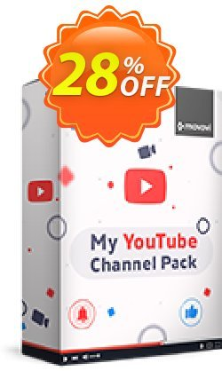 Movavi effect: My YouTube Channel Pack Coupon, discount My YouTube Channel Pack Awful offer code 2021. Promotion: Awful offer code of My YouTube Channel Pack 2021
