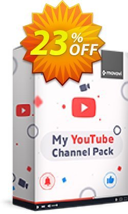 Movavi effect: My YouTube Channel Pack - Commercial  Coupon, discount 20% OFF Movavi effect: My YouTube Channel Pack Business, verified. Promotion: Excellent promo code of Movavi effect: My YouTube Channel Pack Business, tested & approved