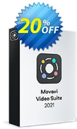 Movavi Video Suite for MAC Business - 1 Year License  Coupon, discount 20% OFF Movavi Video Suite for MAC Business (1 Year License), verified. Promotion: Excellent promo code of Movavi Video Suite for MAC Business (1 Year License), tested & approved