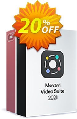 Movavi Bundle: Video Suite + Picverse Coupon, discount 20% OFF Movavi Bundle: Video Suite + Picverse, verified. Promotion: Excellent promo code of Movavi Bundle: Video Suite + Picverse, tested & approved