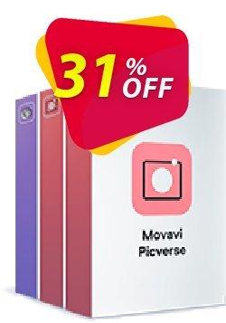Movavi Bundle: Picverse + Slideshow Maker + Photo Manager Coupon discount 30% OFF Movavi Bundle: Picverse + Slideshow Maker + Photo Manager, verified - Excellent promo code of Movavi Bundle: Picverse + Slideshow Maker + Photo Manager, tested & approved