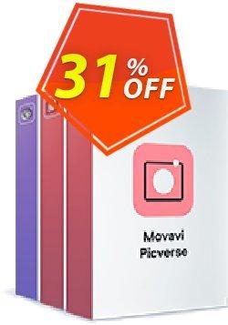 Movavi Bundle: Picverse + Slideshow Maker + Photo Manager for Mac Coupon discount 30% OFF Movavi Bundle: Picverse + Slideshow Maker + Photo Manager for Mac, verified - Excellent promo code of Movavi Bundle: Picverse + Slideshow Maker + Photo Manager for Mac, tested & approved