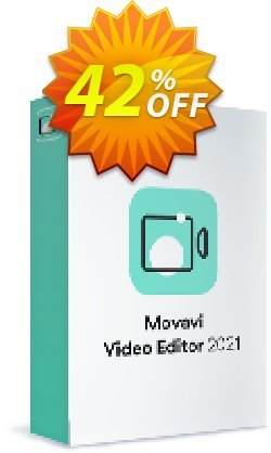 Movavi Video Editor Coupon, discount 15% Affiliate Discount. Promotion: impressive discounts code of Movavi Video Editor – Personal 2020