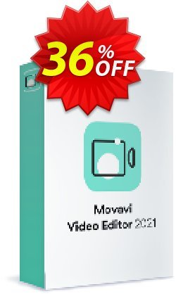 Movavi Video Editor - Business License  Coupon discount Movavi Video Editor – Business Dreaded deals code 2020 - staggering offer code of Movavi Video Editor – Business 2020