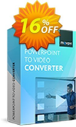 Movavi PowerPoint to Video Converter Coupon, discount 15% Affiliate Discount. Promotion: PowerPoint to Video  Converter discount