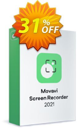 Movavi Screen Recorder Studio - Business Coupon, discount Movavi Screen Recorder Studio – Business Awful discount code 2021. Promotion: fearsome promo code of Movavi Screen Recorder Studio – Business 2021